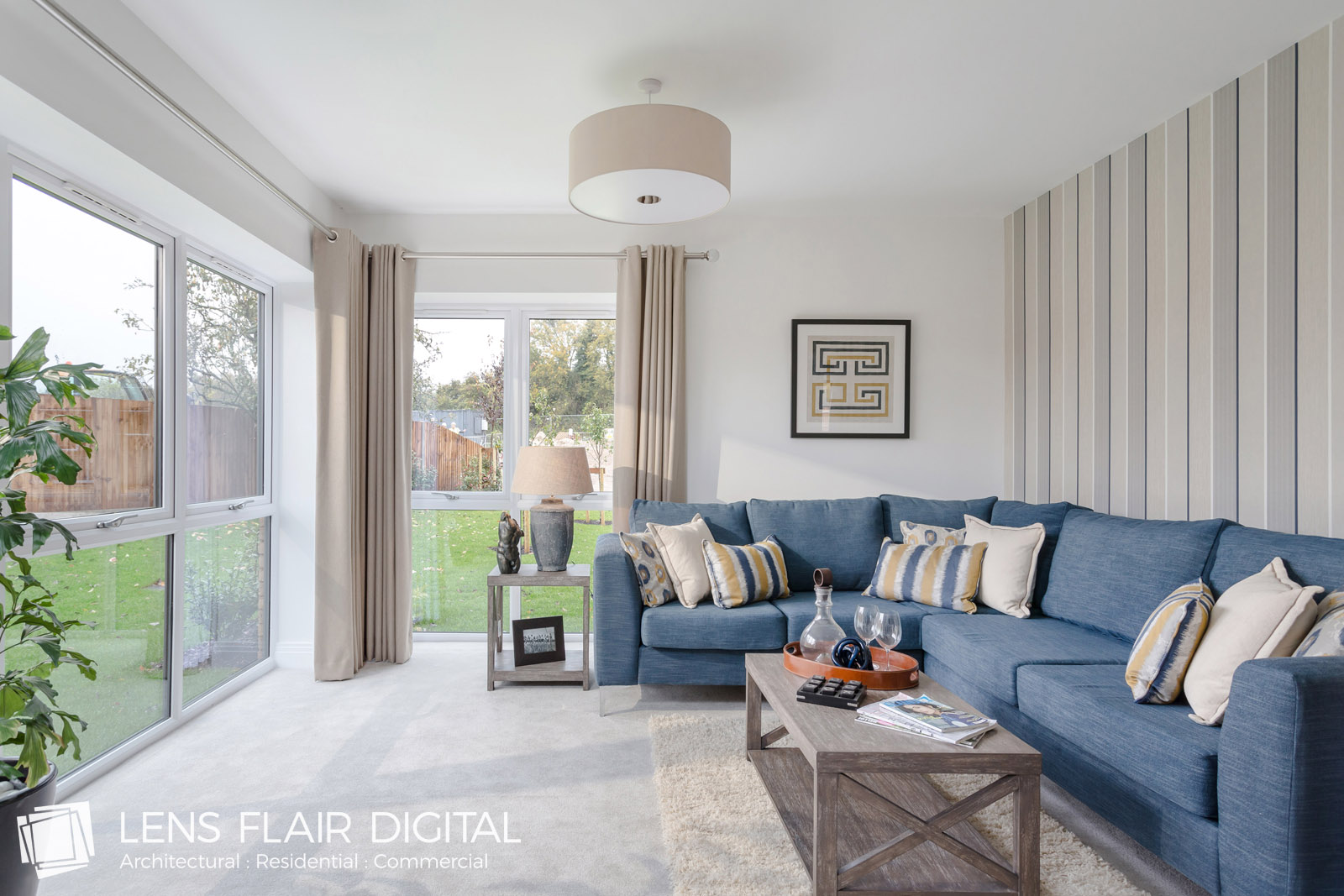 New Build Property Photography Little Hadham