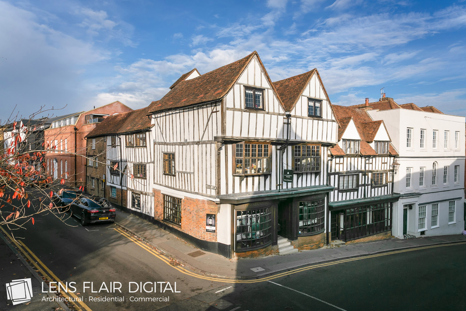 Period Apartment Property Photography Bishop's Stortford